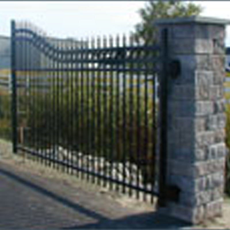 Georgetown Ornamental Slide Gates