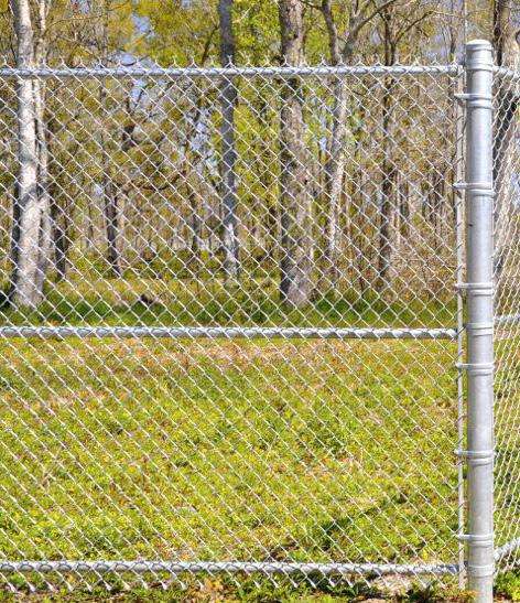 Iron Guard – Galvanized Pipe - Iron World Fencing