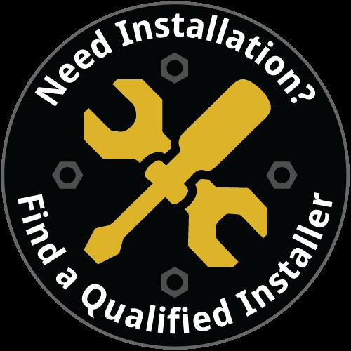Find qualified installer