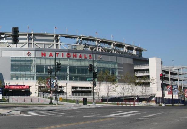 National Baseball Stadium by Iron World Fencing