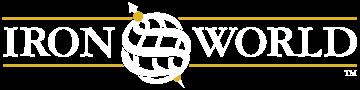 Iron World Fencing Logo